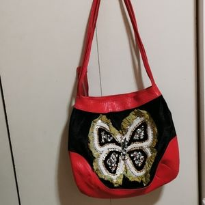 Concubine Butterfly bag.